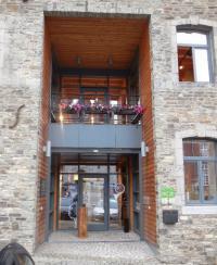 Rénovation profonde et aménagement intérieur d'un immeuble en centre urbain